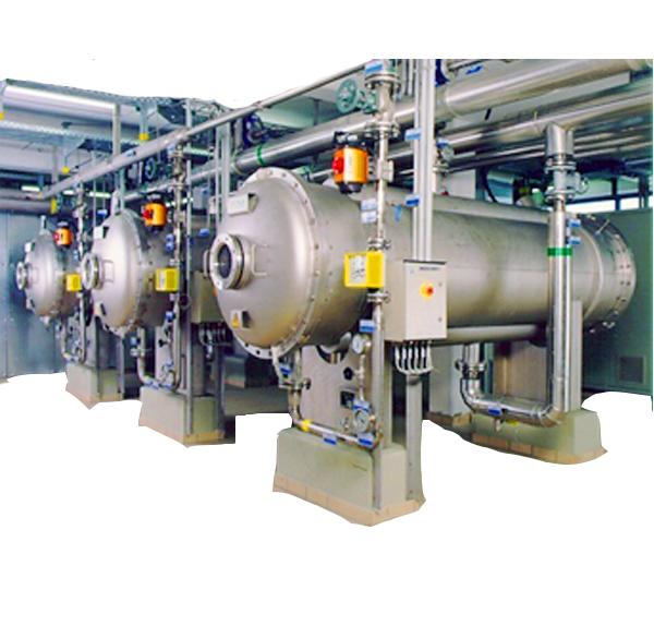 Industrial Gas Tube Skids